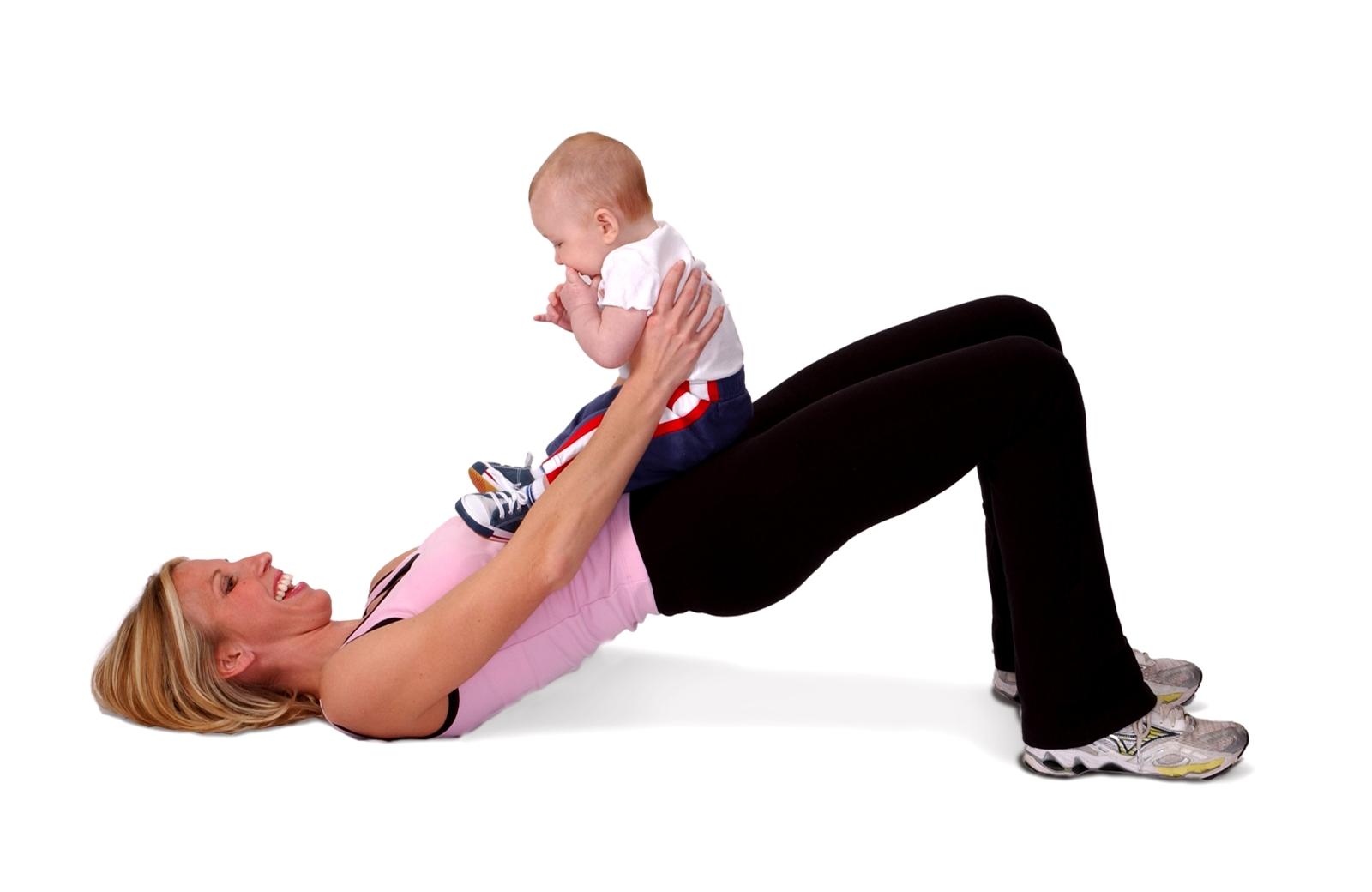 Cách giảm cân sau khi sinh con hiệu quả